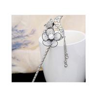 Neueste Kollektion Von Chinesischen Stil Blume Kinder Haarnadel Quaste Haar-accessoire Schöne Mädchen Haar Clips Mit Perlen Quaste Haar Pins Mädchen Kleidung