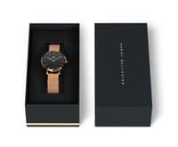 Wholesale New Daniel watches stainless steel mm women watches Luxury Brand Quartz Watch Female Clock Relogio Montre Femme Wristwatches watch box