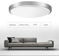 Wholesale dining room light fixtures for sale - Modern Round LED Ceiling Light Dia21cm W Surface Mounted Simple Foyer Fixtures Study Dining living Room hall Home Corridor Lighting