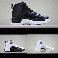 Wholesale rubber band child for sale - 2018 Kids Low basketball shoes Outdoor sports shoes Children sneakers Gym Red Chicago Midnight Navy Boy Girls s Athletic designer shoes
