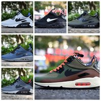 Wholesale Winter Essentials - Hot Sale Drop Shipping Famous Air Cushion 90 ultra 2.0 essential Mens Athletic Sneakers Sports Running Shoes Size 40-46