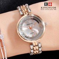 uhr kleid voller diamant großhandel-Neue Mode Kleid Diamant Armbanduhr Bunte Marke C Rose Gold Uhr Quarz Uhren Frauen Uhr voller Diamant Quadrat Zifferblatt mit Box