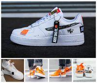 entraîneur d'air faible achat en gros de-2019 air one 1 sneakers Chaussures de skate pour hommes faites-le simplement 2018 Nouvelles chaussures de course pour hommes femmes Baskets de sport baskets Casual Marque Mens Baskets Eur 36-45