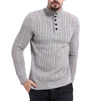 Wholesale korea plus size clothing for sale - IEF G S Autumn Men Clothes Fall Sweater Hollowed Turtleneck Plus Size Fashion Korea Slim Fit Casual Pullover Knitted Coat