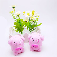 Wholesale Props Pig - Squishy Slow Rising Pu Fresh Bread Squishies Kids Interesting Games Toy Cute Pig Design Decompression Props New Arrive 8 71bq Z