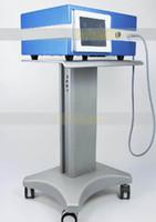 Wholesale machine trolley - shockwave therapy Stand trolley cart for IPL hifu cavitation rf liposonix machine  salon use stand