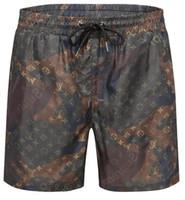 Wholesale men sexy sport shorts - 2018 sexy Water shorts Wholesale Summer Men Short Pants Brand Clothing Swimwear Nylon Men's Beach pants Swimming BoardShort sports shorts