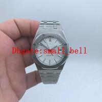 productos importados al por mayor-Nueva fábrica nuevo producto de calidad 15400ST mujer 316L reloj de acero inoxidable 37mm importado mecánico automático para mujer reloj de tapa dura