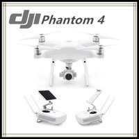 Wholesale DJI Phantom Advanced Plus K Video p Camera Advanced Drone With RC Helicopter P4A Drone DHL Free