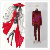 2019 Castlevania Alucard Sypha Uniform Anime Version Cosplay Costume Halloween