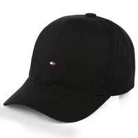 polos rosas al por mayor-2018 La Marca Snapback Caps 3 Colores Strapback Gorra de Béisbol Niños Niñas Hip-Hop Sombreros de Polo Para Hombres Mujeres Sombrero Ajustable Negro Rosa Blanco