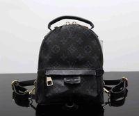 Wholesale barrel cover - Brand New Design Women Men's Travel Bag Couple Backpack Fashion Travel Bag High Quality Black Backpacks School Bags