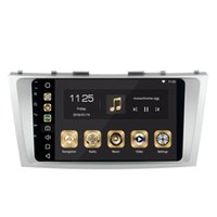 "Wholesale Toyota Camry Dvd Player - COIKA 9 "" Octa Core Android 8.0 System Car DVD Head Unit For Toyota Camry 2007-2011 With 4+32G RAM GPS Navi Stereo Multimedia OBD DVR WIFI"