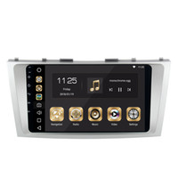 Wholesale touch screen gps for car for sale - COIKA quot Octa Core Android System Car DVD Head Unit For Toyota Camry With G RAM GPS Navi Stereo Multimedia OBD DVR WIFI