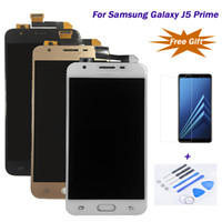 For Samsung Galaxy J5 Prime  G570 G570F LCD 100% strictly tesed LCD Touch Screen display Digitizer Assembly Best Quality