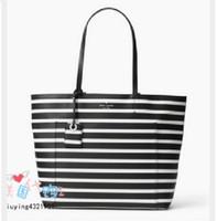 ingrosso borsa brandnew del marchio di disegno-2017 Nuovo stile borse moda borse di design di lusso borse di marca di alta qualità strisce borse borse spedizione gratuita