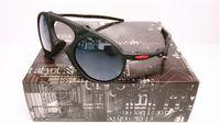 Wholesale dark blue goggles for sale - 2018 Top Quality Fashion Riding Sport Driving Sunglasses Polarized Madman Dark Carbon Prizm Daily Iridium