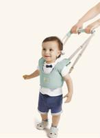 ingrosso cinture di sicurezza per bambini-Nuovo arrivo Baby Walker Baby Harness Assistant Toddler Leash per bambini Apprendimento Walking Baby Sicurezza bambini Harness Backpack Belt