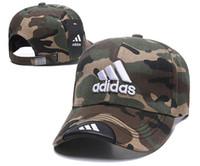 vizör kovboy şapkası toptan satış-Beyefendi Beyzbol Şapkaları Askeri Cayler Sons Kap Rahat Erkekler Için Caps Kovboy Visor Golf Wang Van ordu Camo Baba Şapka 003