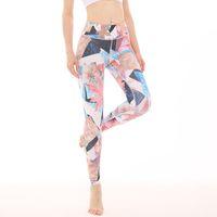 ingrosso giacche verdi delle donne-2018 WELIVENICE Abbigliamento da yoga Leggings da donna Pantaloni da donna Rosa / Verde / Arancio / Viola Fitness Legging Sport Fitness