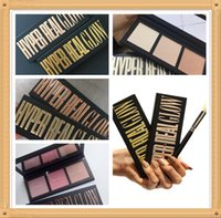 Wholesale flash color palette - DROP SHIPPING New hot selling HYPER REAL GLOW PALETTE GET 3 colors highlights blush IT GLOWIN OR FLASH+AVE PICK YR BNIB