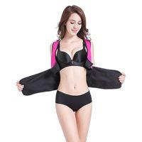 Wholesale Women S Fashion Bodysuits Wholesale - Hooks Women Waist Sliming Body Shaper Fashion Waist Trainer Slimming Tummy Lingerie Outside Vest Bodysuits Shapers