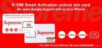 iphone verwendet kostenlos großhandel-100PCS 1 Los Das neueste iPhone, das direkt entriegelte, benutzte für alle iphone WCDMA GSM CDMA DHL-freies Verschiffen