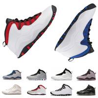 Wholesale shoes top steel online - Top quality Basketball Shoes sneaker s Mens Graduation Smoke grey Chicago Steel Im Westbrook Venom walking man designer Sneakers tennis