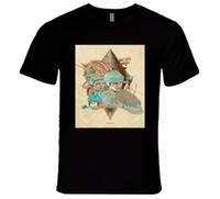 ingrosso disegni moderni della maglietta-TRON MODERN DESIGN POSTER, CARTOTER PERSONAGGI T Shirt