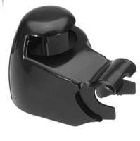 braço de limpador de pára-brisas venda por atacado-Carro preto Pára Brisa Do Para-brisa Pá Tampa Do Braço limpador Wiper para VW Golf MK4 1998 1J6955435