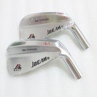 p arbre achat en gros de-Nouveaux clubs de golf tête tête de fers de golf BM Forged 4-9 P Irons couleur argent sans arbre Livraison gratuite