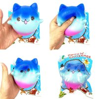 Wholesale Photo Pages - Kawaii Elves Doll Squishy Slow Rebound Toy Cartoon Squishies Adult Decompression Toys Photography Take Photo Prop 18rba C