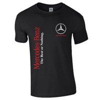benz s toptan satış-Mercedes Benz En Iyi Veya Hiçbir Şey T Gömlek Fan Inspired Doğum Günü Hediye Mens Bayanlar