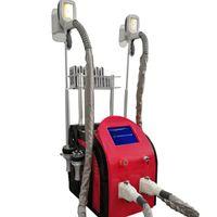 Wholesale Lose Fat Machine - 2018 new fat freezing machine portable vacuum slimming weight losing cavitation rf slimming machines for salon use