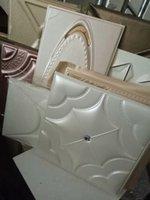 ingrosso carta da parati per la camera dei bambini-Prezzo all'ingrosso 3D Wall Paper PU Leather Carving Effect Autoadesivo adesivo da parete Wall Decor For Living Room Kids Bedroom Decoration