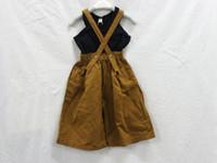 calça de perna larga coreana venda por atacado-2018 Verão Da Criança Crianças Qua Calças Perna Menina Macacão Moda Coreano Crianças Menina Calças Roupas Casuais