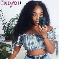 Wholesale medium brown remy hair weave online - Peruvian Full Human Hair Lace Wigs Straight Deep Body Wave Hair Weaves Lace Front Wigs Pre Plucked Destiny Remy Human Hair