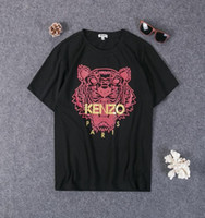Wholesale trench coat hip hop - kanye west y-3 High quality embroidery hip hop T-shirt men's trench coat motorcycle baseball fashion yeezus T-shirt