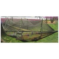ingrosso amache camuffamento-Camuffamento della zanzariera d'attaccatura del letto di amaca della tenda di campeggio all'aperto della doppia persona