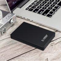 pc sabit diskler hdd toptan satış-KESU 2.5 inç Harici Sabit Disk USB 3.0 HDD PC Mac Masaüstü Laptop için Taşınabilir Harici HD Sabit Disk Sunucu (Siyah / Mavi / Kırmızı)