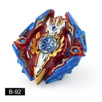Wholesale beyblade metal masters toys online - Hot Sale Toupie Beyblade Burst Beyblade Metal Masters Fusion Mini Battle Spinning Top Toy For Children