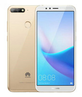 Wholesale huawei phone for sale - Original Huawei Enjoy E Global Firmware Octa Core GB GB Dual Rear Camera MP inch Android Unlocked Ai phone