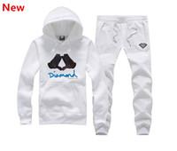 camisola do diamante hoody venda por atacado-Camisolas Com Capuz dos homens de Abastecimento de Diamantes Co Man Hoodies Jumpers Hip Hop Camisetas de Fitness Com Capuz Ding Tracksuits Pullovers H19
