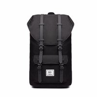 2017 New Arrival Wholesale Price Herschel Backpack Bags Black Blue Gray  High Fashion Limited Sport Outdoor Packs 37caabadc920a