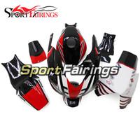 honda cbr yarış fairing toptan satış-Fiberglas Yarış Honda 2008 2009 2010 2011 CBR1000RR Yıl CBR 1000RR 08 - 11 Enjeksiyon ABS Plastik Kaporta Kapakları