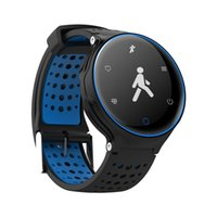 polegada pc monitor venda por atacado-X2 smart watch ip68 à prova d 'água 4.0 bluetooth 0.96 polegada monitor de pressão arterial monitor de freqüência cardíaca do sono para android ios 10 pc / lote
