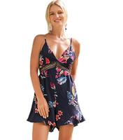 moda kızlar kısa elbise toptan satış-2018 Yeni Varış Moda Kadınlar Genç Kızlar için Bahar ve Yaz Backless Seksi Bayanlar Kısa Elbise