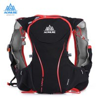 Wholesale 3l hydration backpack resale online - AONIJIE Outdoors Backpack L Cycling Vest Hydration Pack for Running Riding compatible with L water bag not included