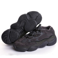 Wholesale kanye moon boots online - mens designer sneakers Blush Desert Rat Black Super Moon Yellow kanye casual shoes running Shoes Men Trainers Women Casual Boots