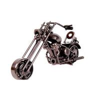 ingrosso figure antiche-Modelli di visualizzazione del motociclo della mobilia della decorazione domestica domestica moderna Figure Artigianato stile antico Disegni e colori differenti di stile